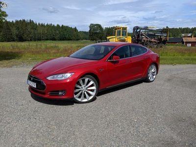 begagnad Tesla Model S P85D -15