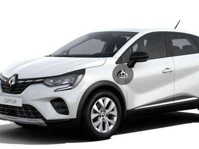 begagnad Renault Captur