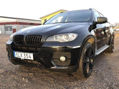 begagnad BMW X6 40d, E71 2012, SUV 197 000 kr