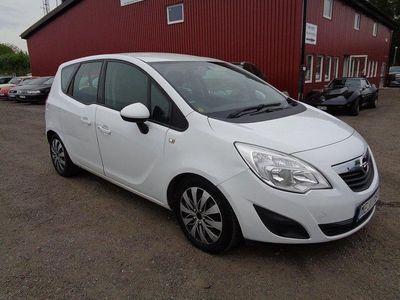 begagnad Opel Meriva 1.7 CDTI Automat 101hk*diesel -12