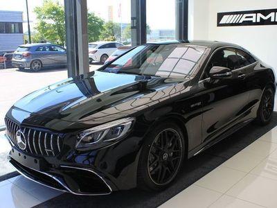 begagnad Mercedes S63 AMG AMG 4MATIC+ Coupé