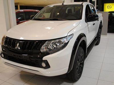 begagnad Mitsubishi L200 2.4D 4WD ONYX MY18