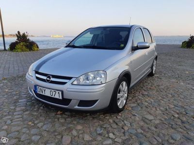 gebraucht Opel Corsa 1.2 Twinport 16V -06