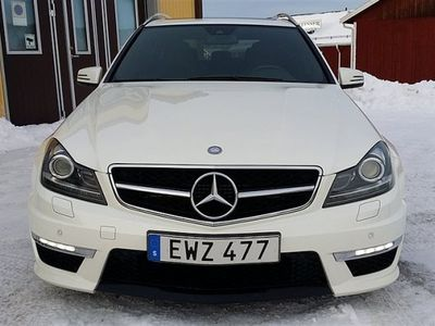begagnad Mercedes C63 AMG AMG, PERFORMANCE PACKAGE, DRIVERS PACKAGE