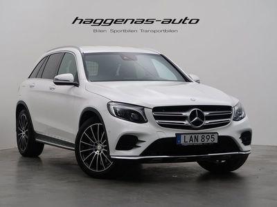 brugt Mercedes GLC220 d 4MATIC / AMG / 9G-Tro -16