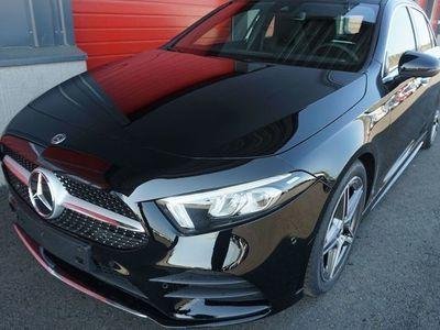 used Mercedes A180 Demobil//Max 400 mil//AMG Line//Backkamera//Navigation//