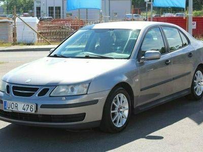 begagnad Saab 9-3 1.8t SportSedan Drag 150hk