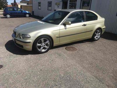 begagnad BMW 316 Compact ny bes av såld