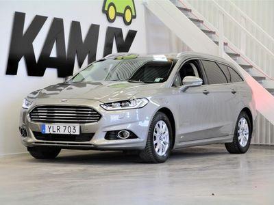 begagnad Ford Mondeo 2.0 | TDCi | AWD | Manuell | 150hk | 2017