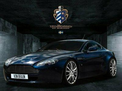 begagnad Aston Martin V8 Vantage