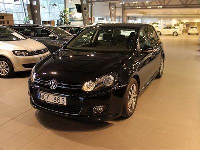begagnad VW Golf 1,6 TDI Masters