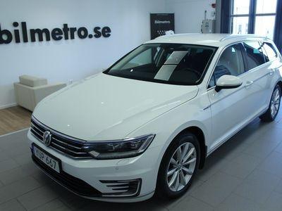 begagnad VW Passat Variant GTE DSG Drag/Värmare/Business