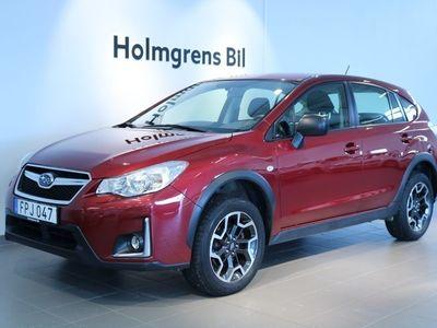 begagnad Subaru XV 1.6i 5MT 4WD, Farthållare, Pekskärm, Drag