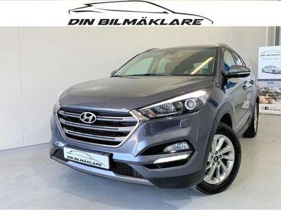begagnad Hyundai Tucson 1.7 CRDi NY SKICK
