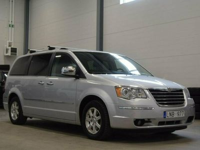 begagnad Chrysler Grand Voyager CRD 163HK Automat Limited Stow N Go
