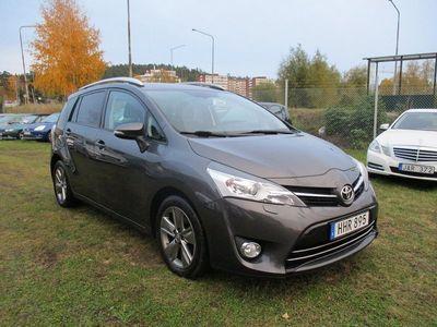 begagnad Toyota Verso 1.6 / 7-sits / BACKKAMERA