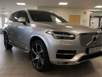 used Volvo XC90 D5 AWD Inscription 235HK Sommar/Vinterhjul
