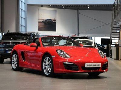 begagnad Porsche Boxster S S, PDK, Sport Chrono, 315hk