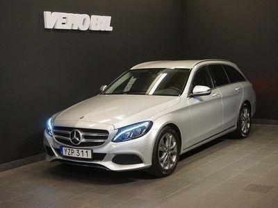 begagnad Mercedes 220 C Benz CAvantgarde Backkamera Värmare ILS Drag 2018, Personbil 299 000 kr
