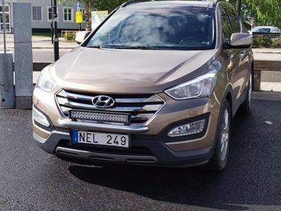 begagnad Hyundai Santa Fe 2.2 CRDi 4WD