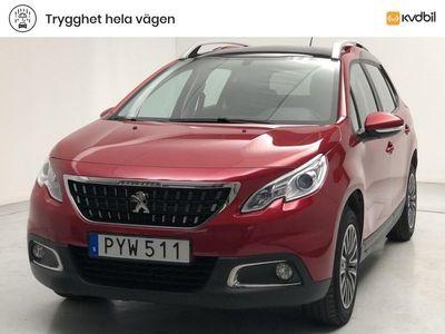 begagnad Peugeot 2008 1.2 PureTech 2016, SUV 120 000 kr