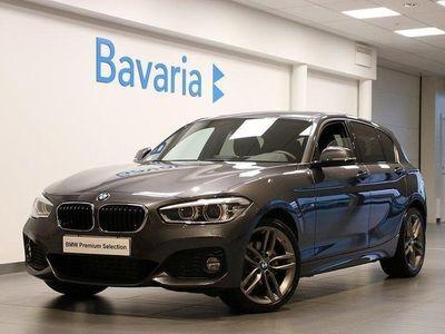 begagnad BMW 120 d xDrive 5-d M-Sport Aut Nypris 394.8