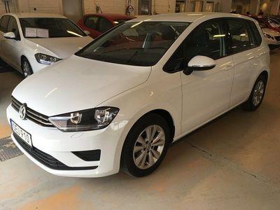 begagnad VW Golf Sportsvan 1.2 TSI Style 110hk