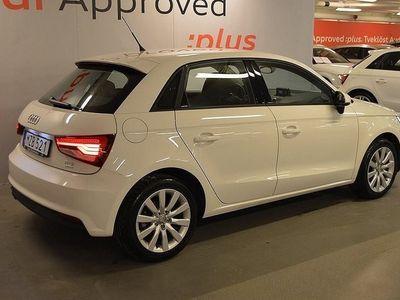 begagnad Audi A1 Sportback 1.0 TFSI 95HK S TRONIC *Sthlm paketet*