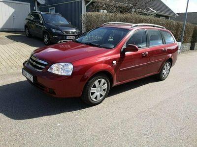 begagnad Chevrolet Nubira SE