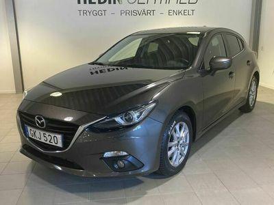 begagnad Mazda 3 2,2 SKYACTIV - D Vision Sport Navi / Bluetooth / Sensorer