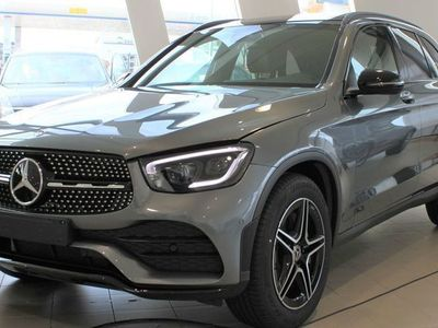 begagnad Mercedes 200 GLCd 4MATIC SUV AMG-Line Lagerbil