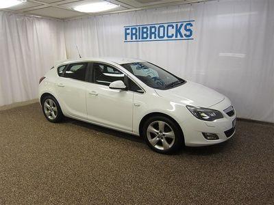 begagnad Opel Astra 1.3 Diesel 95 hkr -11