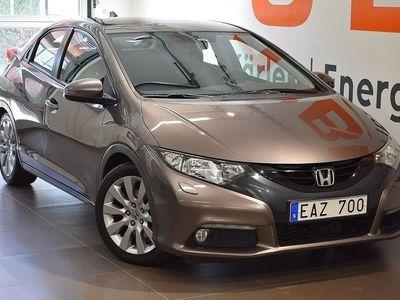 begagnad Honda Civic 1,6 I-DTEC 120hk - Backkamera