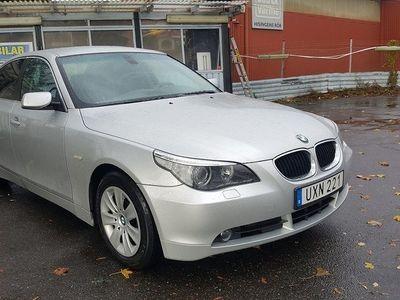 begagnad BMW 525 i M-Paket Sedan AUT/192HK/Drag/0%RÄNT -04