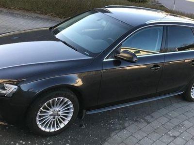 begagnad Audi A4 Avant 2.0 TFSI 180 hk E85/bensin