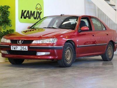 begagnad Peugeot 406 SE HDi Välservad, Drag