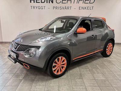 used Nissan Juke 1.6 Sport Hedin Edition