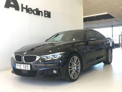 begagnad BMW 430 Gran Coupé i 252hk // M-Sport // Inkl V-Hjul