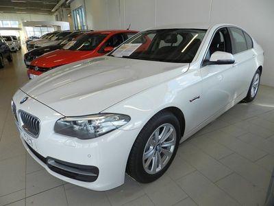 begagnad BMW 520 d Sedan Business Comfort ED