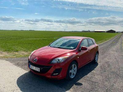 begagnad Mazda 3 Sport 1.6 MZR 12600 Mil