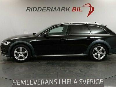 begagnad Audi A6 Allroad quattro 218hk Dragkrok Nyservad Eu6 5.2l/100