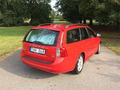 begagnad Volvo V50 1,6 D DRIVe Momentum 6-växl