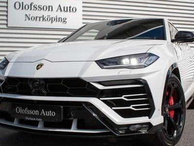 begagnad Lamborghini Urus B&O Panorama 2019, SUV 2 595 000 kr
