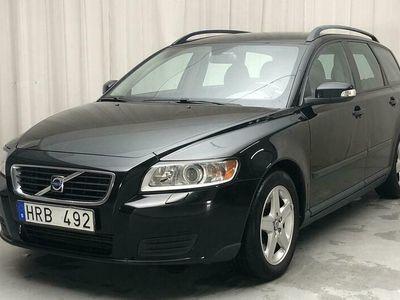begagnad Volvo V50 2.0D 2009