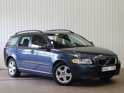 begagnad Volvo V50 2.0 Kinetic 145hk *5324mil*