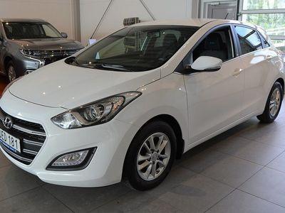 begagnad Hyundai i30 1.6 CRDi 136 Hk GO Edition Eco 5D