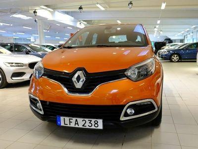 begagnad Renault Captur TCe 120 EDC Expression A 5-d II