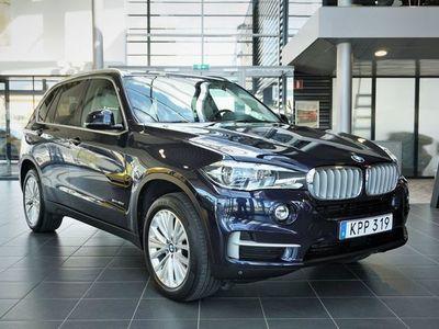 brugt BMW X5 xDrive 40d Euro 6 313hk Se Spec!