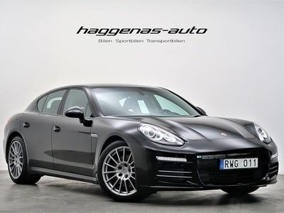 begagnad Porsche Panamera 4 / PDK / Sport Chrono / Svensksåld