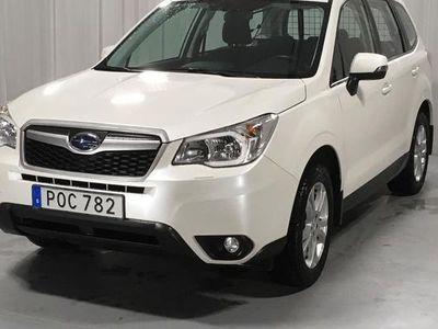 brugt Subaru Forester 2.0D 2014, Kombi 128 000 kr - 147 000 kr